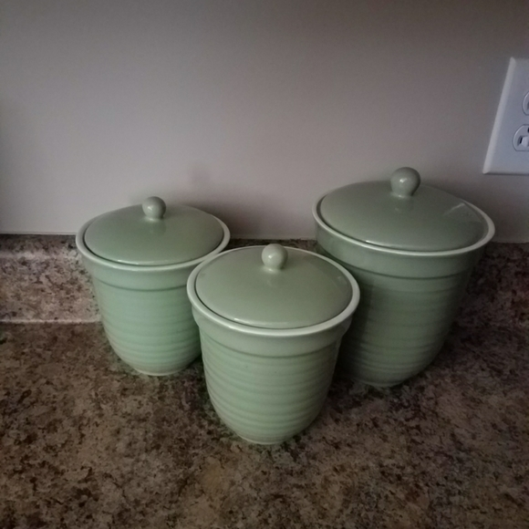 None Other - Kitchen Canister Set!